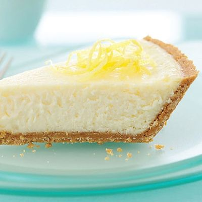 Ginger Recipe - Lemon Cheesecake