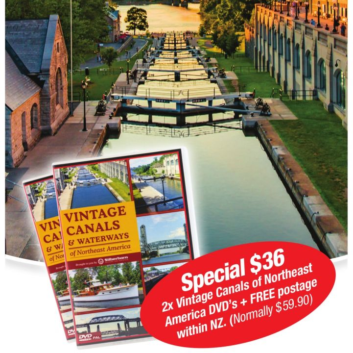 Vintage Canals DVD Special