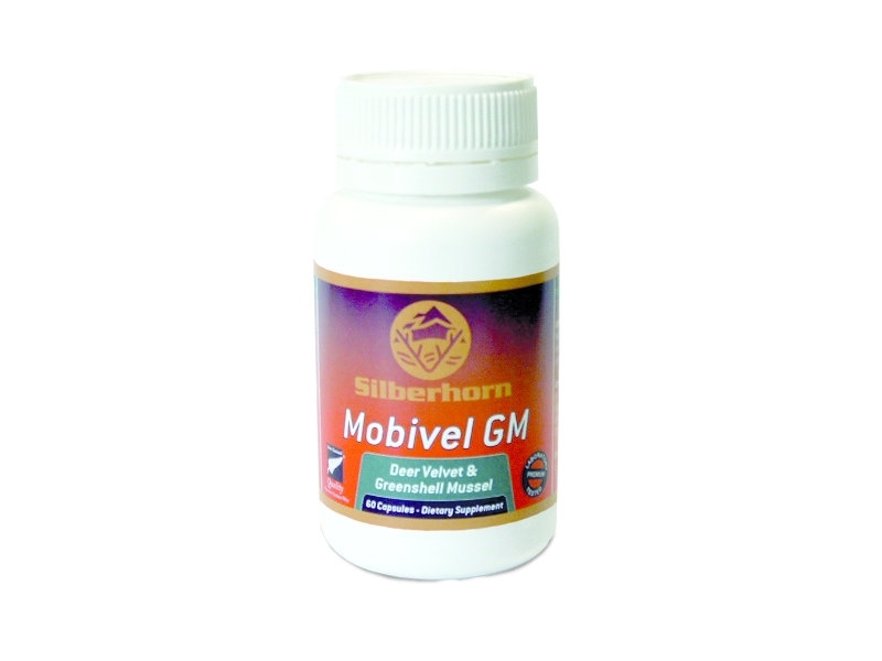 MobiVel GM 60 Capsules