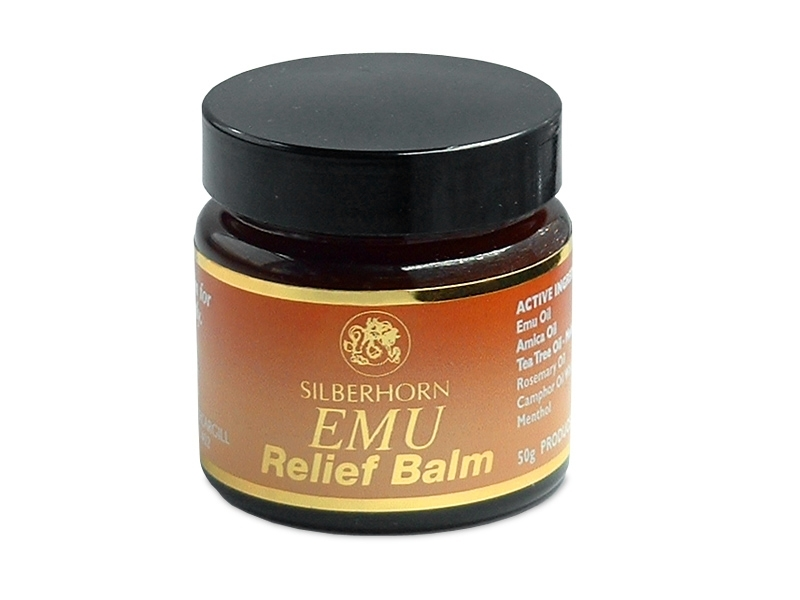 Emu Relief Balm Jar 50gm